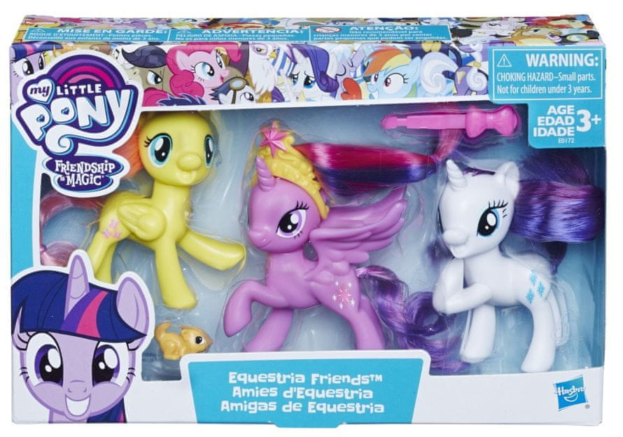 My Little Pony Kamarádky