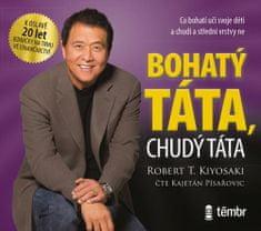 Robert T. Kiyosaki: Bohatý táta, chudý táta - audioknihovna