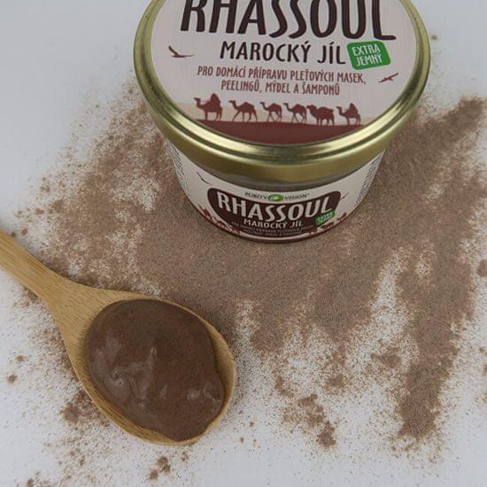 Purity Vision Maroška glina Rhassoul 200 g
