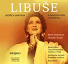 Bedřich Smetana: Libuše - 3 CD