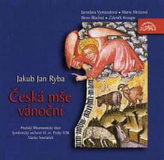 Alex Ferguson: Ryba Jakub Jan - Česká mše vánoční CD