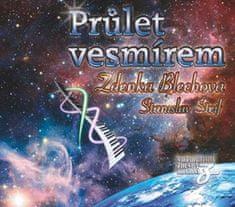 Zdenka Blechová: Průlet vesmírem