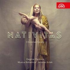 Dagmar Pecková: Nativitas - Vánoční písně staré Evropy - CD