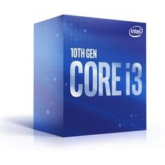 Intel Core i3-10300 BOX procesor, Comet Lake