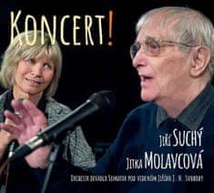 Jiří Suchý: Koncert! - CD