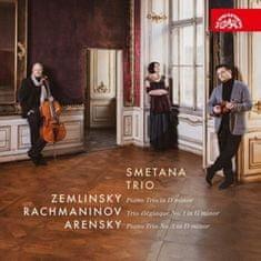 Alexander Zemlinsky: Smetana Trio