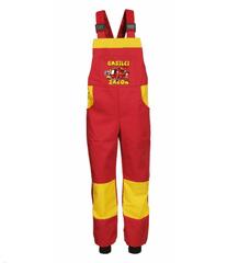UTG Vodnik Otroške igralne hlače rdeče rumene - 2 leti