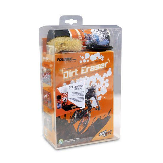 Foliatec komplet za čišćenje Dirt Eraser Dirt-Off Citrus