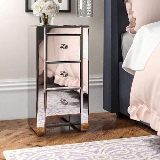 Hess Mirror nočna omarica