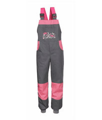 UTG Vodnik Otroške igralne hlače sivo roza - 2 leti
