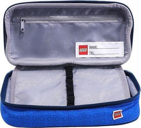 LEGO Faces Blue 3D peresnica