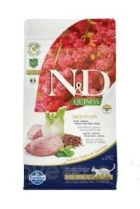 N&D Quinoa CAT Digestion Lamb & Fennel 1,5 kg