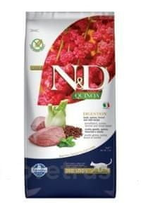 N&D Quinoa CAT Digestion Lamb & Fennel 5 kg
