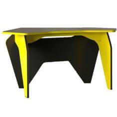 Paris 2 stol za računalo, crno-žuta
