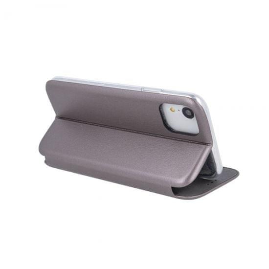 Havana Premium Soft ovitek za Xiaomi Mi A3, preklopni, siv