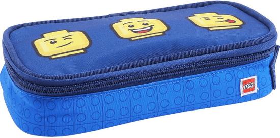 LEGO Faces Blue kvadratna peresnica