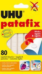 UHU Patafix ljepljivi jastučići, 80/1, bijela