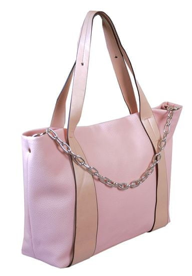 Aaryans Prostorná kabelka 8293 růžová