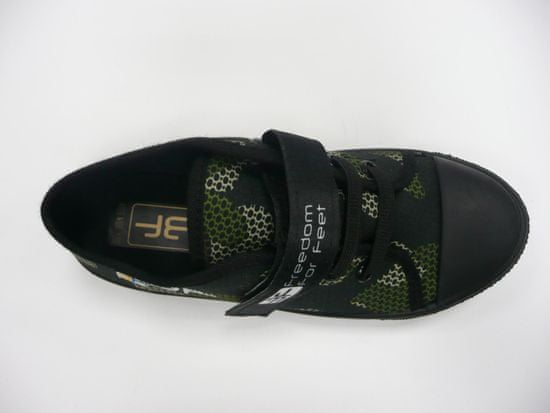 3F otroški platneni čevlji ODYS 4Bs8/6