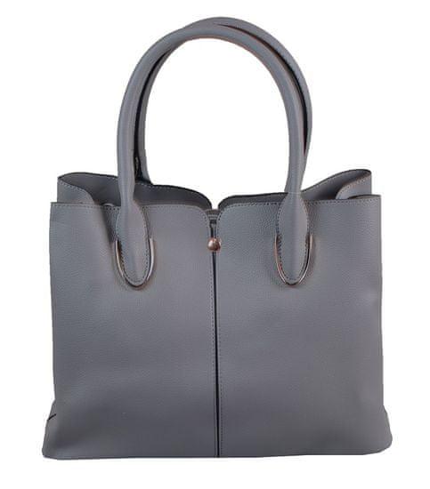 Aaryans Dámská kabelka XH 001 ŠEDÁ