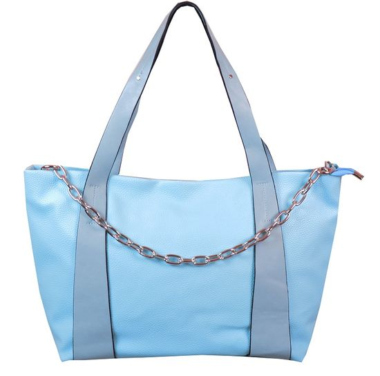 Aaryans Prostorná kabelka 8293 modrá