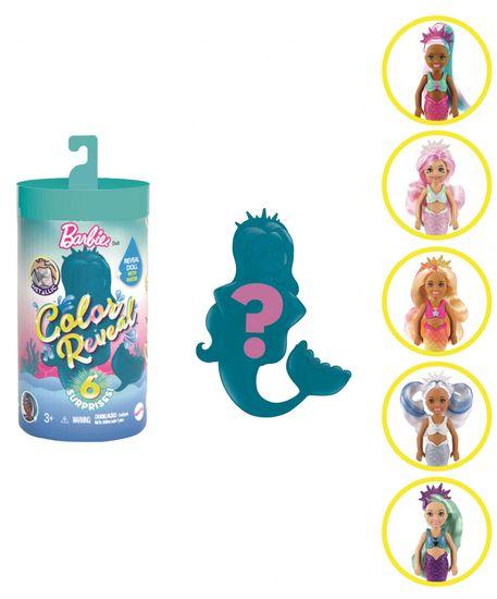 Mattel Barbie Color Reveal Chelsea med valovi 3