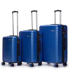 Swiss Sada kufrů Alpine Blue 3-set