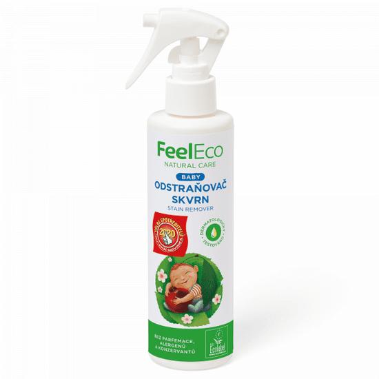 FeelEco odstraňovač skvrn Baby 200ml