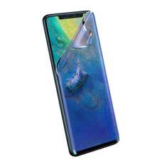 BASEUS PET Soft 3D Anti-Blue 2x zaščitna folija za Huawei Mate 20 Pro, črna