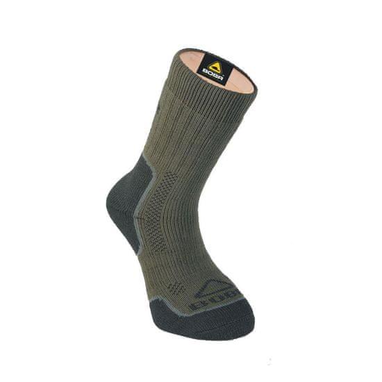 Bobr Ponožky zátěžové, Bobr Barva: Zelená, Velikost: 38-40