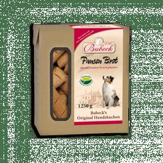 Psí suchary Bubeck Pansen Brot 1,25kg