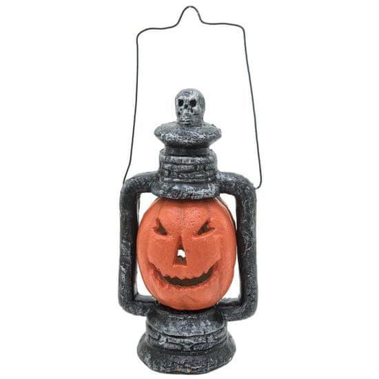 Europalms Halloween lucerna dýně, 35cm