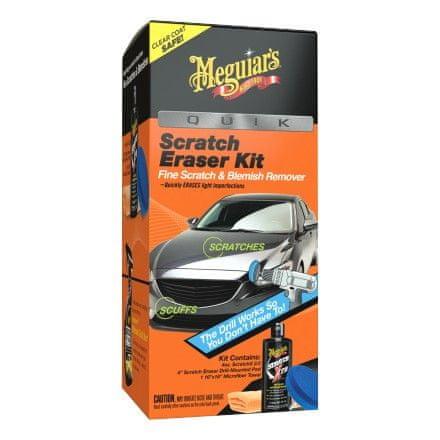 Meguiar's komplet za nego avtomobila Quick Scratch Eraser Kit, 118 ml