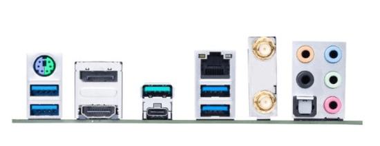 Asus osnovna plošča TUF GAMING Z490-PLUS (WI-FI), LGA1200