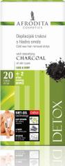 Kozmetika Afrodita Depilation gel trakovi za telo Detox 20 /1