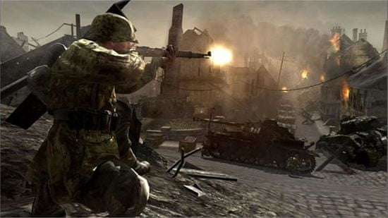 Activision Call of Duty 3 igra (PS3)