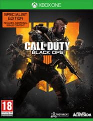 Activision Call of Duty: Black Ops 4 - Specialist Edition igra (Xbox One)
