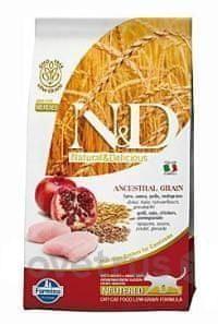 N&D LG CAT Neutered Chicken & Pomegranate 10 kg