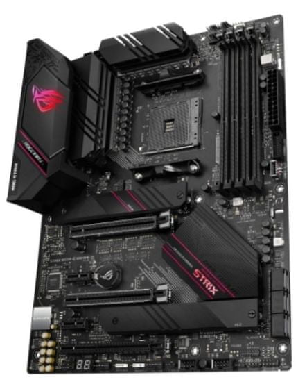 Asus ROG Strix B550-E Gaming osnovna plošča, Wi-Fi 6, AM4, ATX