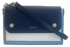 Gionni tmavě modrá crossbody kabelka Kanu 11G2246
