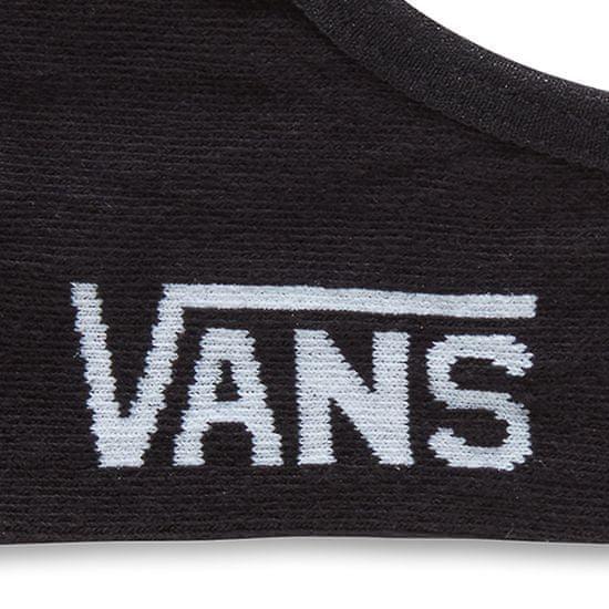 Vans trojité balení dámských ponožek Wm Classic Canoodle Black/White