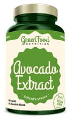 GreenFood Avocado Extract 90kapsúl