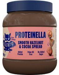 HealthyCo Proteinella 750g čokoláda - oriešok