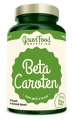 GreenFood Beta Caroten 90 kapsúl