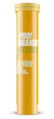 ProBrands VitaminPro Vitamin C 20 tabliet citrón