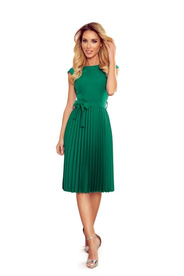 Numoco Női ruha 311-3 Lila + Nőin zokni Gatta Calzino Strech, zöld, XXL