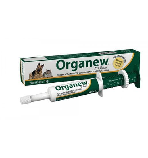 Vetnil Organew pasta za prebavila, 12g - Odprta embalaža