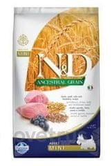 N&D LG DOG Adult Mini Lamb & Blueberry 2,5 kg