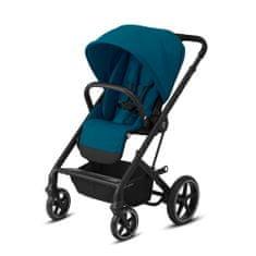 CYBEX wózek dziecięcy Balios S Lux BLK River Blue 2021