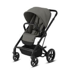 Cybex Balios S Lux BLK 2021 otroški voziček, Soho Grey